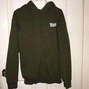 Sweaters - Green York hoodie